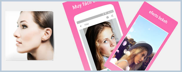 Beauty Camera - alternativa a candy camera