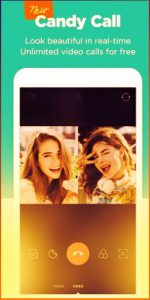 Candy Camera para Android