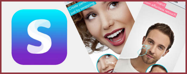 Selfie Editor como alternativa a candy camera